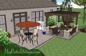 Simple Patio Design Lovely Outdoor Patio Ideas Cheap Part 2 Designs With Pergola Goods