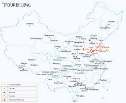 Luoyang China Map by 9 Day Shandong Panoramic Tour
