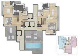 high rise floor plans highrise concept layout plan duplex maja kozel