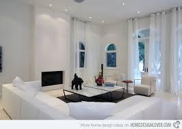 themed living rooms 15 lovely white themed living rooms home design lover