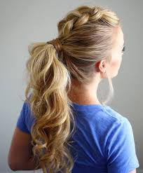 ponytail hairstyles 5 easy ponytail looks for the work week