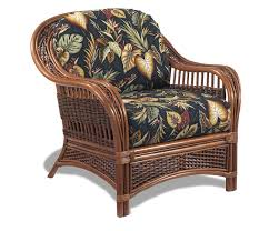 rattan chair tigre bay wicker paradise