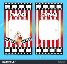 movie ticket invite template virtren com