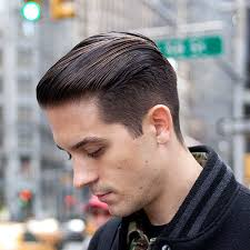 g eazy hairstyle taper fade greaser and haircuts