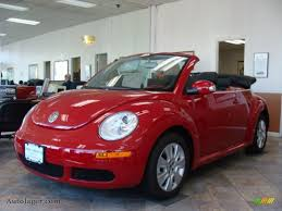 volkswagen new beetle red volkswagen new beetle review and photos