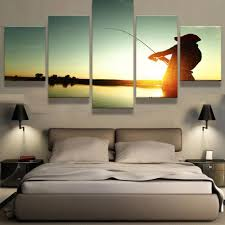 Home Art Decor by Popular Fisherman Art Buy Cheap Fisherman Art Lots From China
