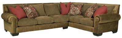 Traditional Sectional Sofas Living Room Furniture by Jackson Ii Traditional Styled Sectional Sofa By Robert Michael