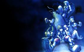 kingdom hearts halloween town background kingdom hearts wallpaper desktop backgrounds creative uncut