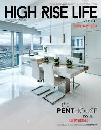 high rise life vegas magazine february 2017 by high rise life