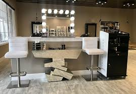 hair and makeup station studio xel hair salon hair extensions and eyelash extensions