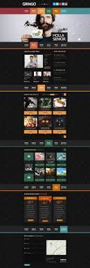 cool app websites 12 best 세로형 원페이지 웹레이아웃 images on pinterest web design