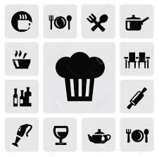 kitchen icon kitchen icons royalty free cliparts vectors and stock illustration
