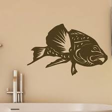 fish bathroom wall sticker world of wall stickers the product is already in the wishlist browse wishlist fish bathroom wall sticker