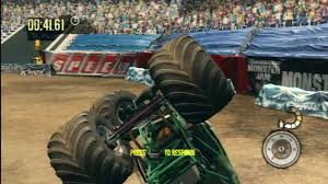 monster truck race videos cgrundertow monster jam path of destruction for playstation 3
