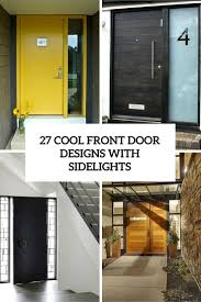 Awesome Front Doors 27 Awesome Front Door Patterns With Sidelights Decor10 Blog