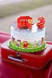 daniel tiger cake boys birthday celebrating cake boutique