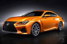lexus chooses new color for rc f and wants your help naming it
