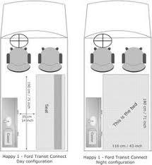 Toyota Hiace Van Interior Dimensions Convert Your Van Ltd Camper Van Interior Layout Guide Potential