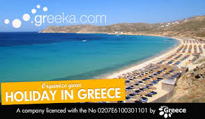 thematical holidays in greece greeka