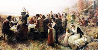thanksgiving at plymouth in 1914 they say whisnews21