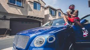 bentley pakistan famous dex shows off his brand new bentley bentayga streetvue tv
