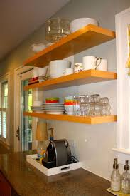 Kitchen Food Storage Ideas by 190 Best Floating Shelves Ideas Images On Pinterest