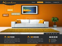 home furniture design latest furniture website design