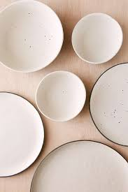 16 speckle stoneware dinnerware set outfitters