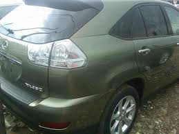 lexus rx 350 uk 2008 model lexus rx 350 autos nigeria