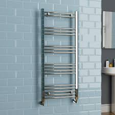 Small Heated Towel Rails For Bathrooms Amazon Co Uk Radiators