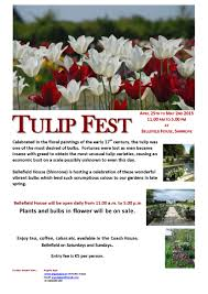 Tulip Festival Map Tulip Festival Angela Jupe
