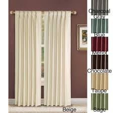 Etsy Drapes Unique Curtains Pinch Pleat Drapes Etsy Intended For Modern