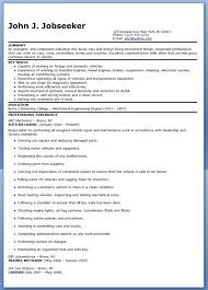 Mechanic Resume Samples by Auto Mechanic Resume Sample Free Creative Resume Design