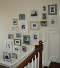 Ideas To Decorate Staircase Wall 40 Great Ideas To Display Family Photos On Your Walls Stair