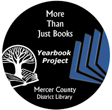find yearbook pictures yearbook project mercer county district library