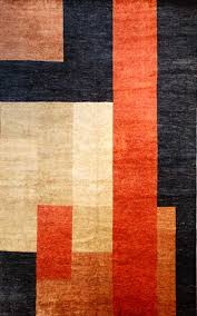 Orange Modern Rug Modern Rugs Contemporary Area Rugs 2modern Contemporary Rugs Sos
