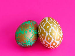 best decorated easter eggs 15 easter egg decorating ideas that go beyond dye hgtv s