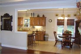 open floor plan home designs how to a big kitchen feel in a small space