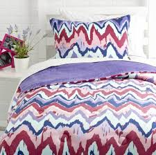 Pink Chevron Crib Bedding Bedroom Unique Chevron Bedding Ideas For Bed Simple