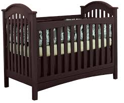 Espresso Convertible Crib by Nottingham Crib Espresso Creative Ideas Of Baby Cribs