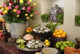 corporate events buffet table settings royal events providing
