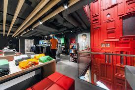 Interior Design Shops Amsterdam Puma Store Amsterdam Retail Design Blog