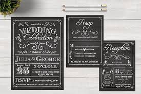 chalkboard wedding program template chalkboard wedding invitation card invitation templates