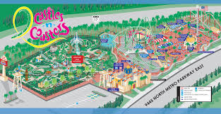 Map Phoenix Arizona by Castles N Coasters Family Fun U0026 Thrill Park