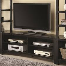 Tv Stand With Back Panel Brown Wood Tv Stand Steal A Sofa Furniture Outlet Los Angeles Ca