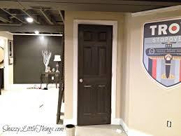 diy decor industrial basement remodel