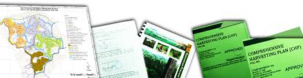 reduced impact logging plan chp comprises information of particular of licensee description of areas forest resources harvesting prescriptions estimated log production