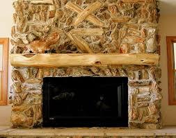 rustic fireplace mantel decor wooden fireplace mantels