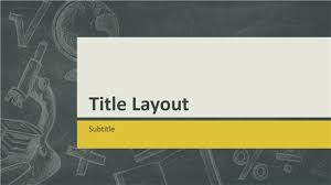 officecom office powerpoint template top view of office supplies