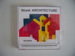 architecture monograph ted naos books